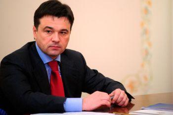 На губернаторских выборах в Подмосковье побеждает единоросс Андрей Воробьев