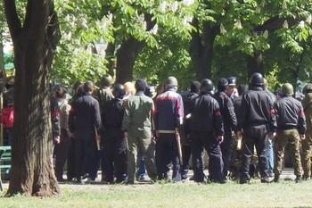 Беспорядки в Одессе спровоцировали российские диверсанты