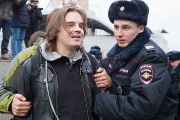 У места проведения пресс-конференции Путина задержано 20 человек