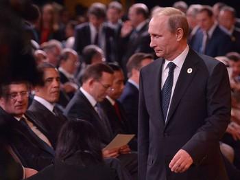 Стивен Харпер попросил Путина убраться из Украины